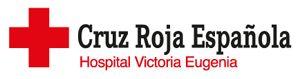 Hospital Victoria Eugenia Mobile Logo